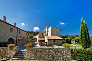 Vakantiehuizen Chianti Cassico