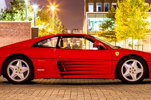 Ferrari rijden - Ferrari 348TS