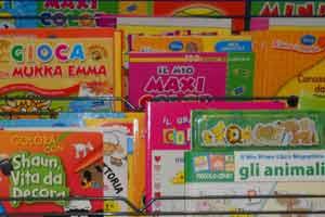 kinderboeken over italie