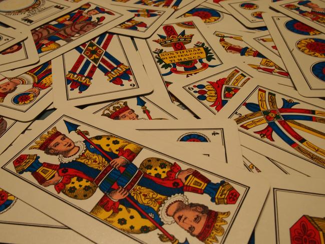 Carte Trevisane - Italiaanse speelkaarten