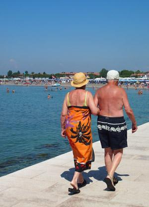 wat doen Italianen op vakantie?