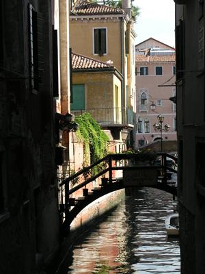 Lekker dwalen door Venetië