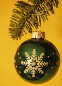 Bij de italiaan staat niet altijd een natuurlijke kerstboom