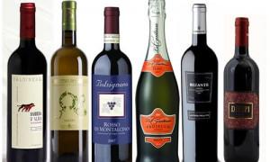De bestverkochte wijnen van 2013