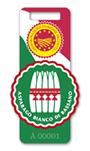 het doc logo van de Italiaanse asperges
