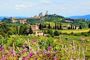 Vakantie in Toscane, geregeld door TUI