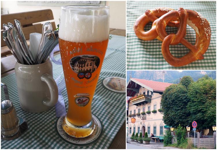 Hotel in Flintsbach, copyright Claudia Zanin