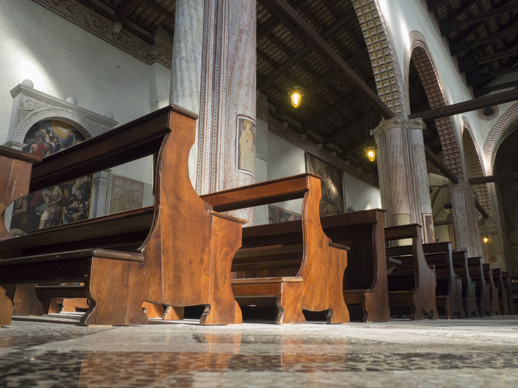 Begrafenis in Italië