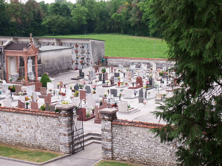 Italiaanse begrafenis