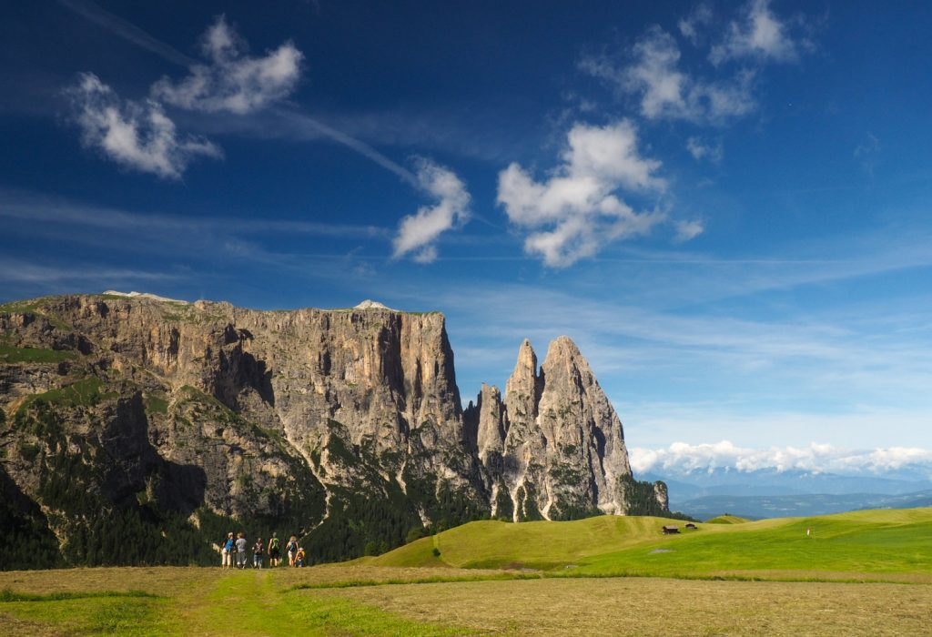 Alpi di Siusi, Seiseralm