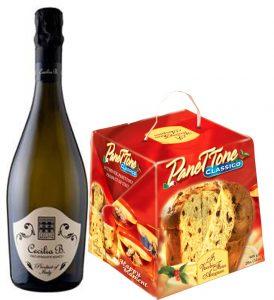 Panettone en Prosecco, een heerlijke combinatie en leuk cadeau