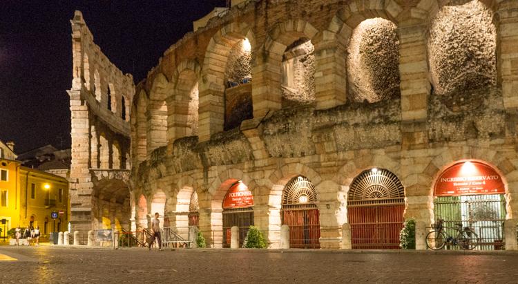 Cultuur in Verona © Claudia Zanin