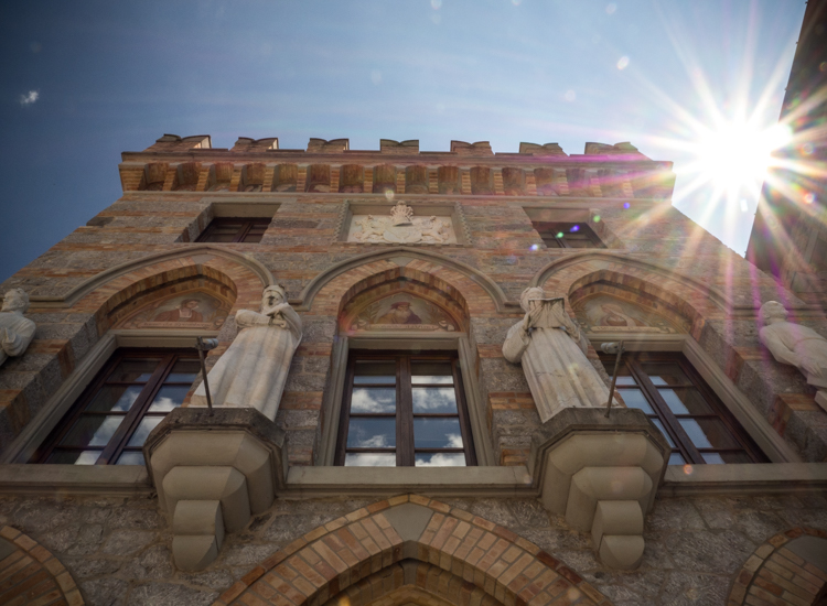 Cultuur in Friuli - Castello Ceconi © Claudia Zanin