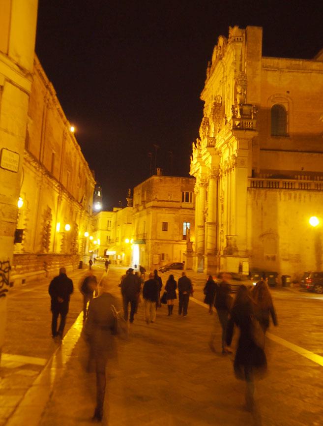 Cultuur in Lecce © Claudia Zanin