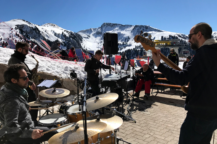 Dolomiti ski jazz Val di Fiemme - maart 2020