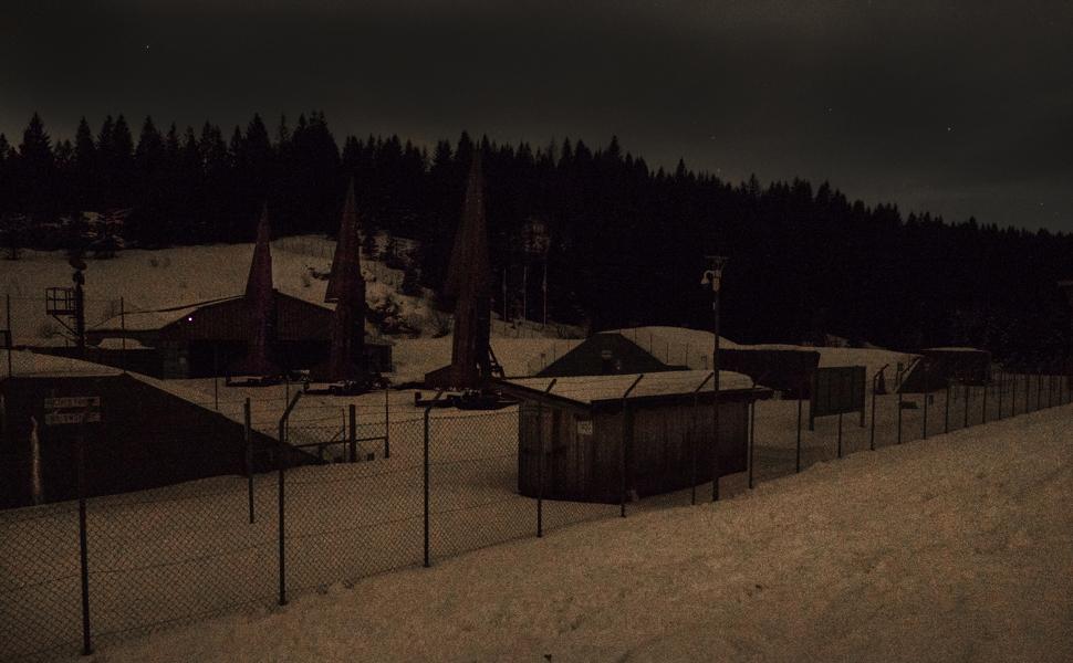 Sneeuwschoen wandelen in Folgaria - Base Tuono