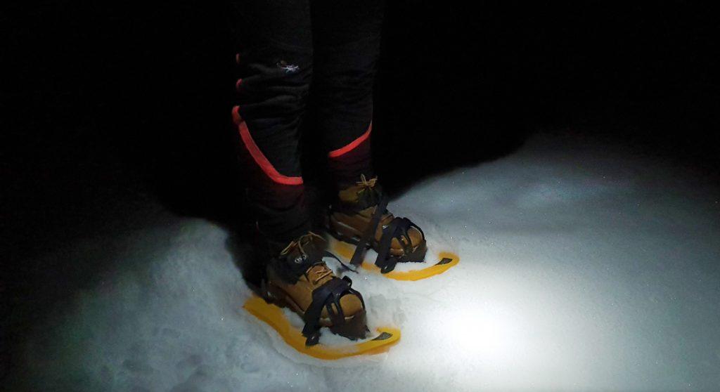 Sneeuwschoen wandelen in Folgaria