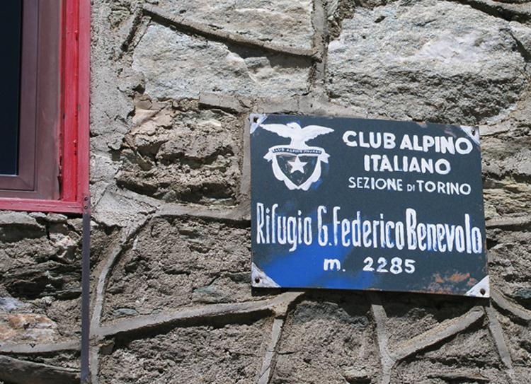 Rifugio Benevolo Valle d'Aosta
