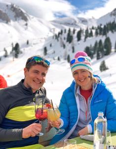 Snowmagazine Sytske Maaijen en Koert Jan de Bruijn