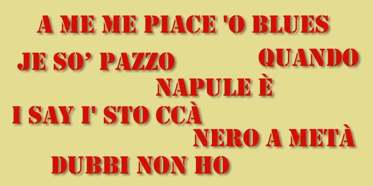 Pino Daniele mooiste liedjes