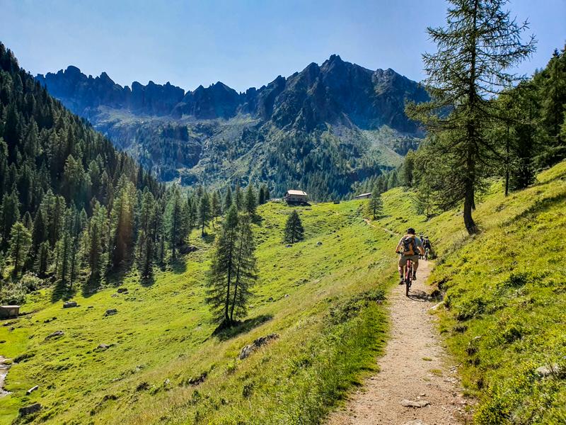 Wandelen en fietsen in Trentino
