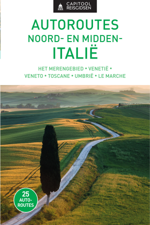 25 autoroutes noord- en midden Italië