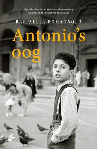 Antonio's oog - Raffaella Romagnolo