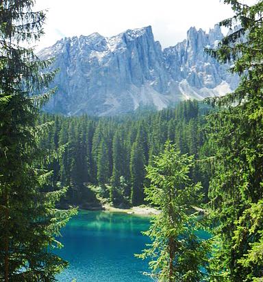Vakantie in de Dolomieten