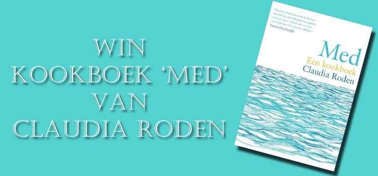 Win Kookboek Med van Claudia Roden
