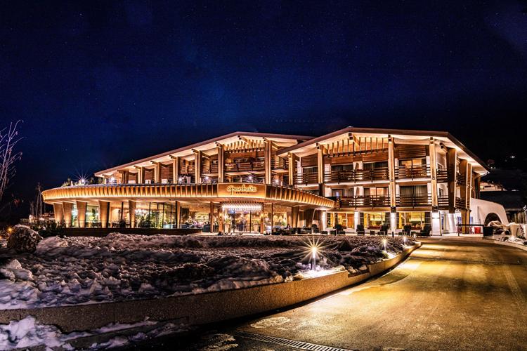 Hotel Gran Baita Dolomites - Selva Wolkenstein Val Gardena Zuid Tirol