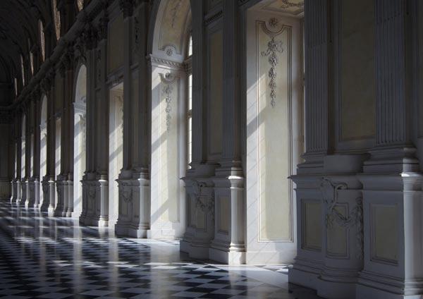 Paleis in Torino